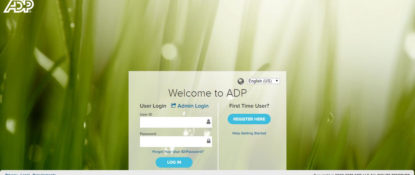 Login ADP Workforce Now