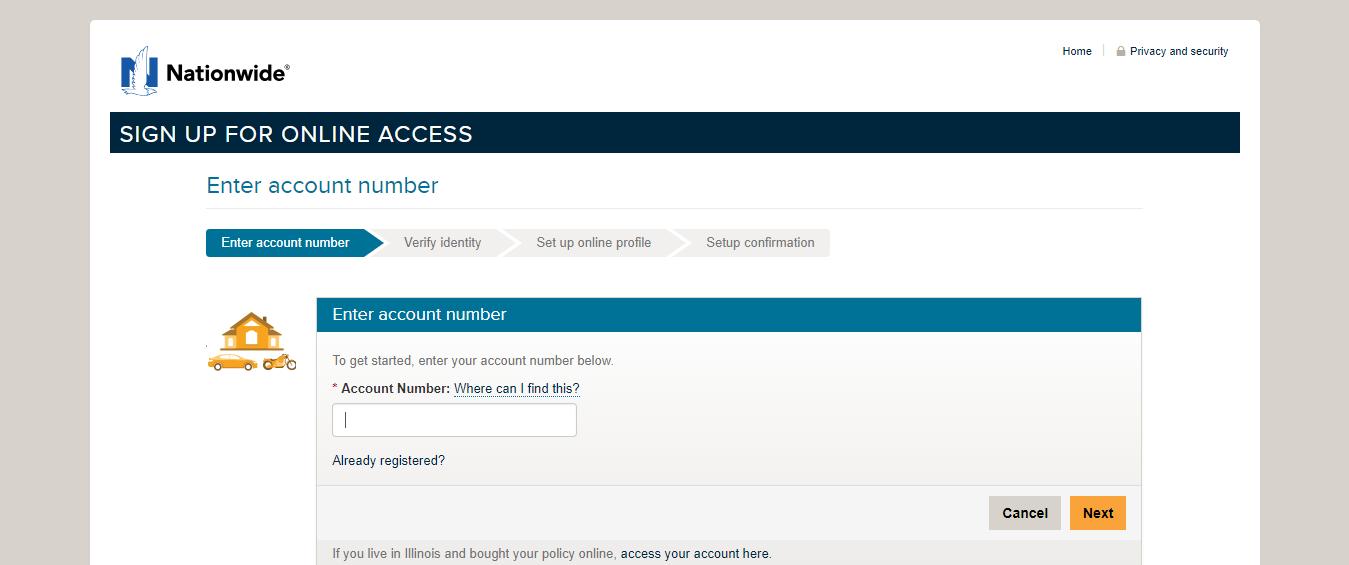 Customer Center Online Allied Insurance