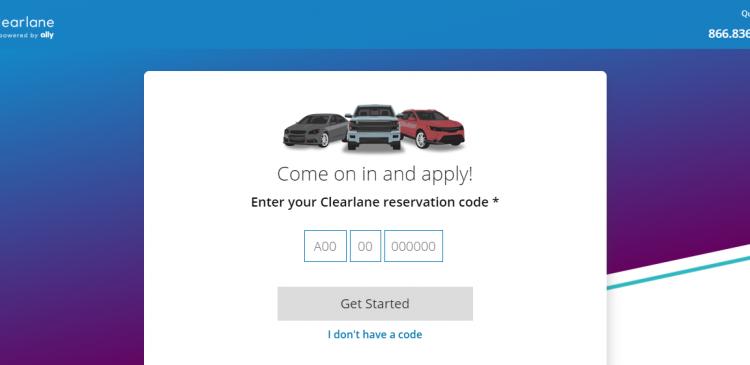 Online Auto Loans Refinancing Clearlane