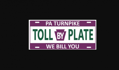 TOLL BY PLATE