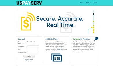 Electronic Payroll Services