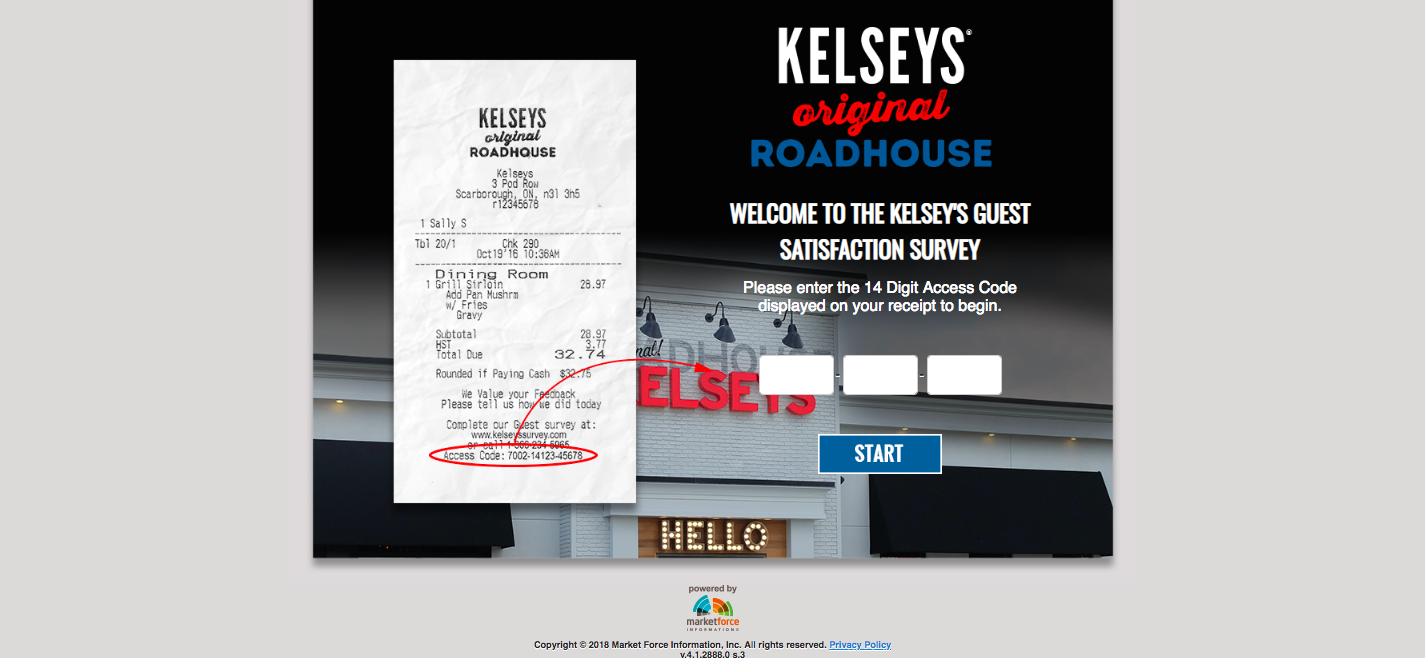 Kelsey s Guest Satisfaction Survey