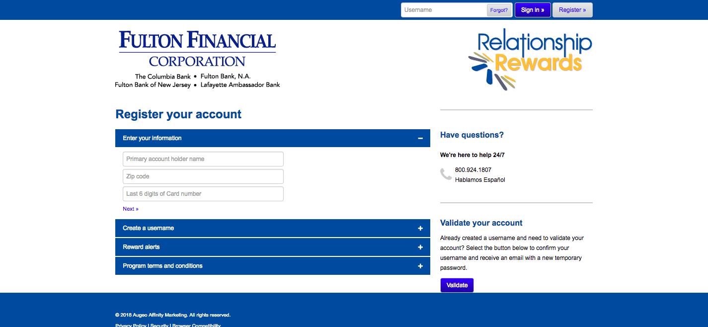 myrelationshiprewards Register