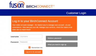 Birch Connect Logo