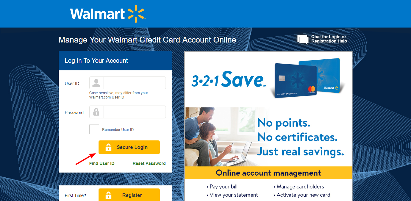 Manage-Your-Walmart-Credit-Card-Account