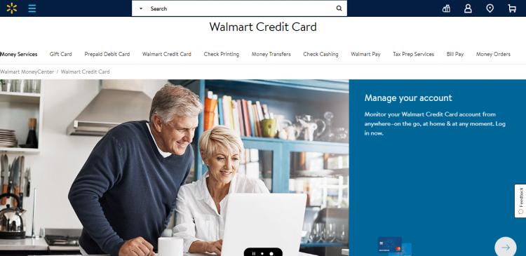 www walmart com - Apply For Walmart Credit Card Online