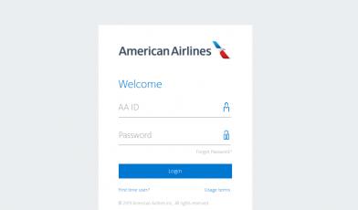 American-Airlines-Login