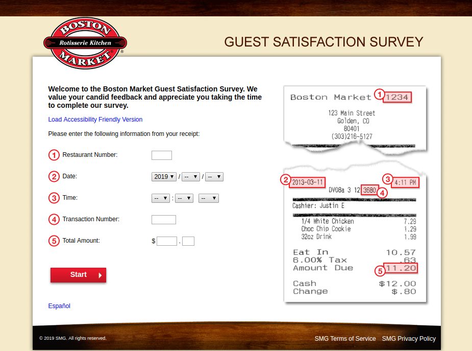 Boston-Market-Guest-Satisfaction-Survey