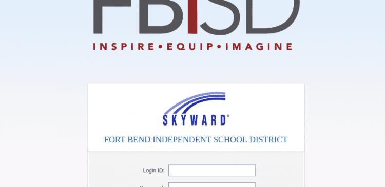 Fbisd Login Skyward logo