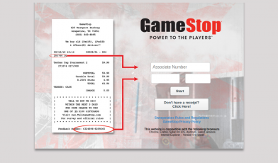GameStop-Customer-Experience-Survey