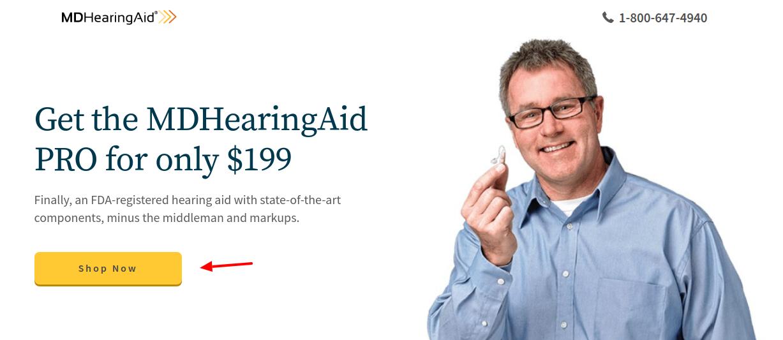 MDHearingAid Buy