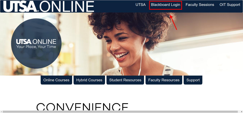 UTSA Online Learning