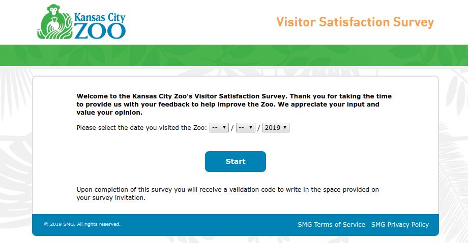 Kansas City Zoo Visitor Satisfaction Survey