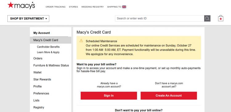 Macs Credit Card Logo