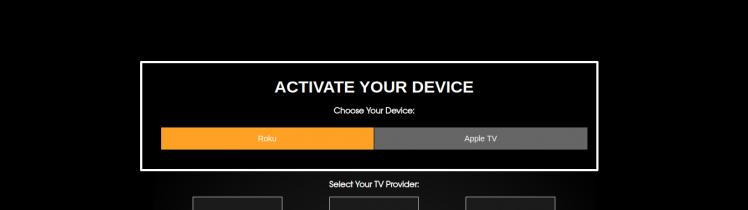 Activate Ovation TV Logo