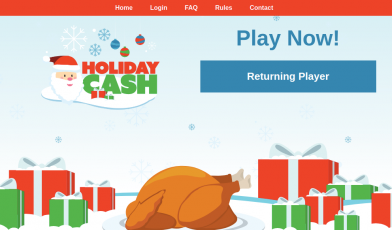 Holiday Cash Logo