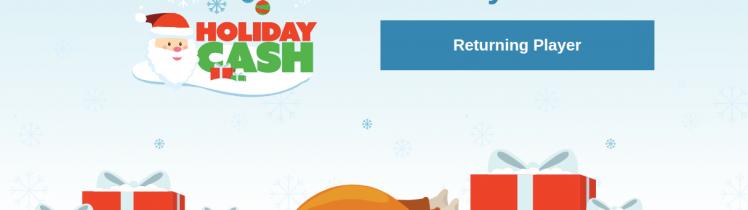 Holiday Cash Logo