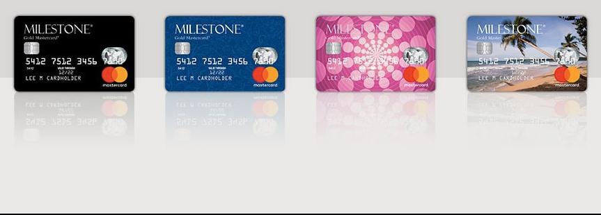 www.milestonegoldcard.com - Milestone Credit Card