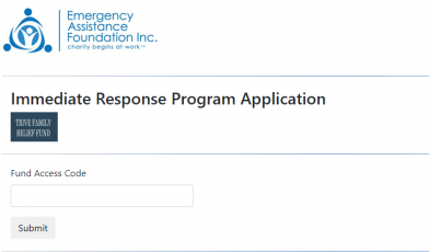get financial assistance from Emergency Assistance Foundation inc