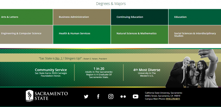 Mysacstate Login Portal