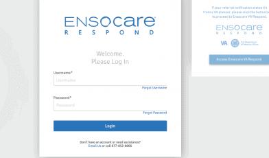Ensocare Respond Logo