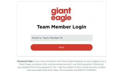 GiantEagle Unified Gateway Logo
