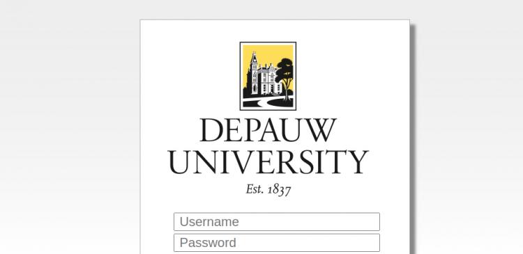 DePauw eServices Logo