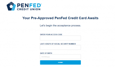 PenFed Power Cash Rewards Card Logo