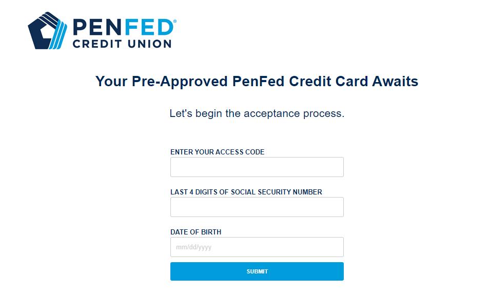 PenFed Power Cash Rewards Card Apply