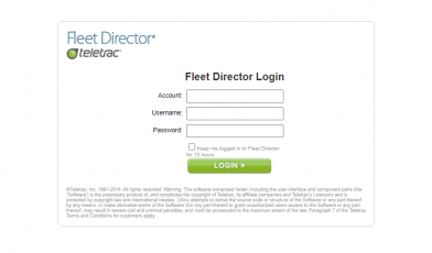 How to Log in Teletrac Account