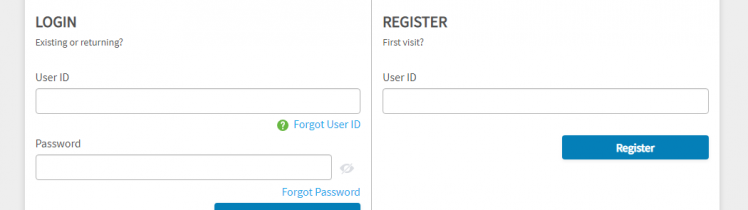 Log in to Your EHub Account