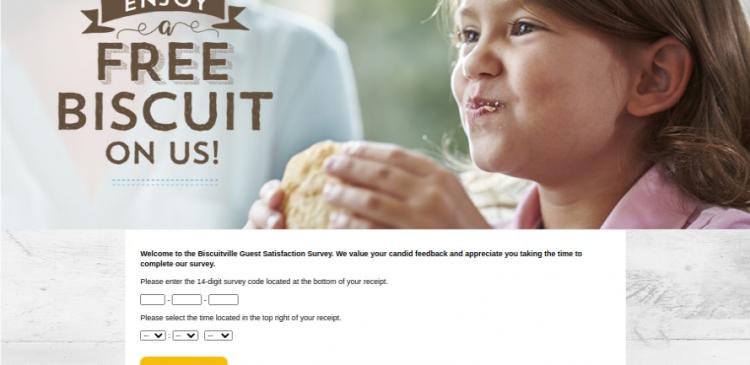 Biscuitville Guest Survey