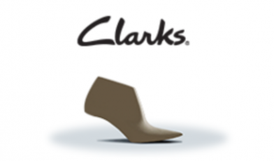 Clarks Shoes Survey Logo