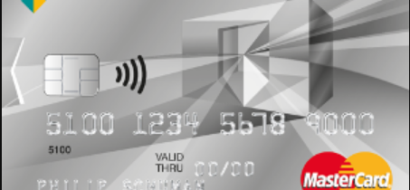 ABN AMRO Credit Card Logo