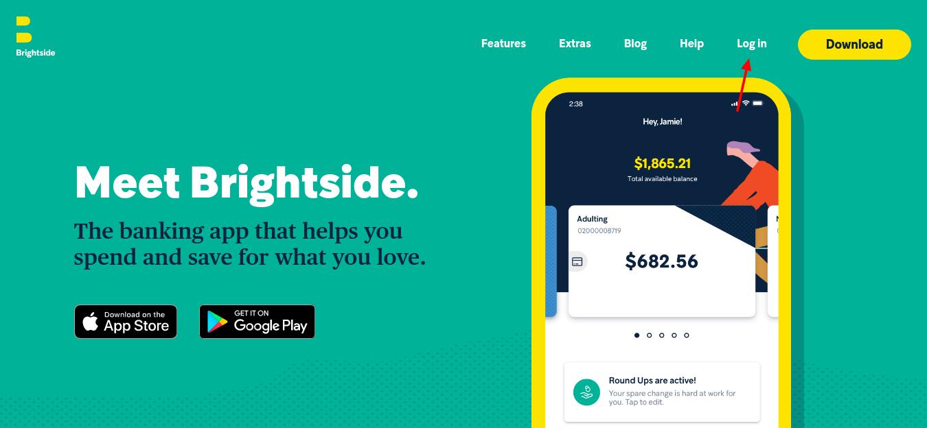 Brightside Credit Card Login