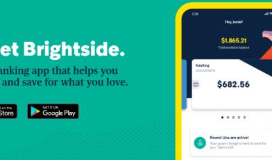 Brightside Credit Card Logo