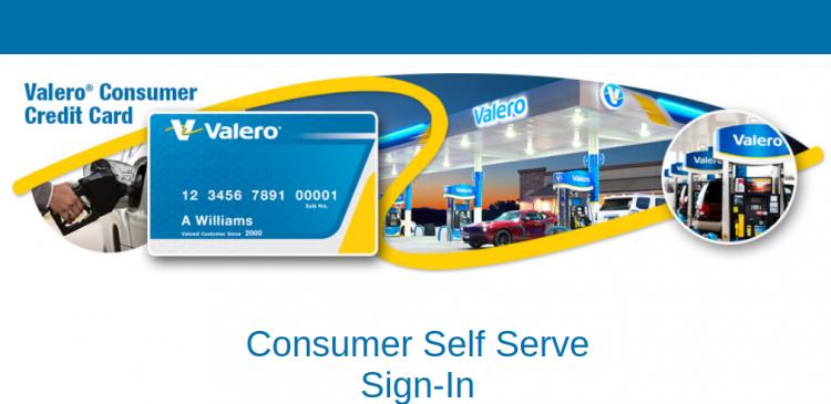 valero credit card logo