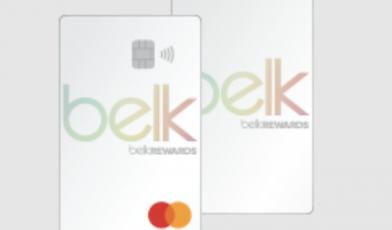 Belk Rewards Card Logo