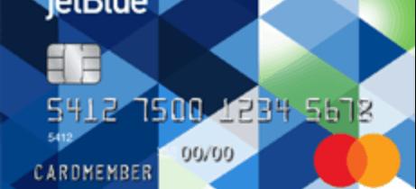Jet blue mastercard logo