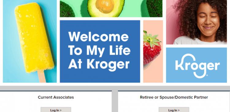 Kroger Login