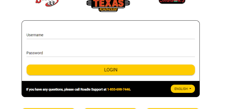 Texas Roadhouse Login