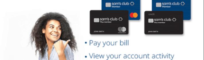 sam's credit card logo