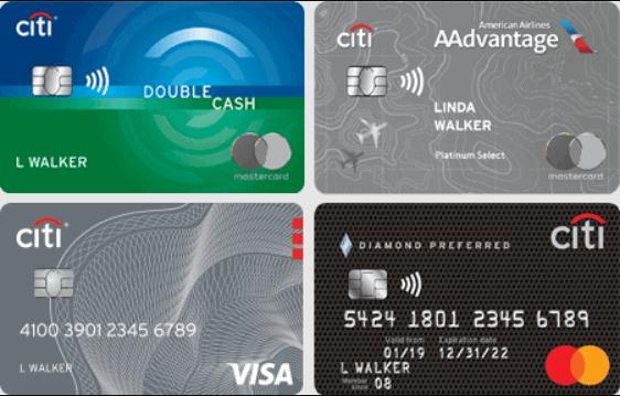 citi credit card logo