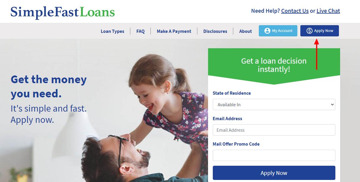 Simple Fast Loans Apply