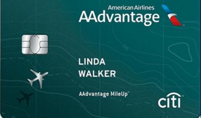 aadvantage mileup card